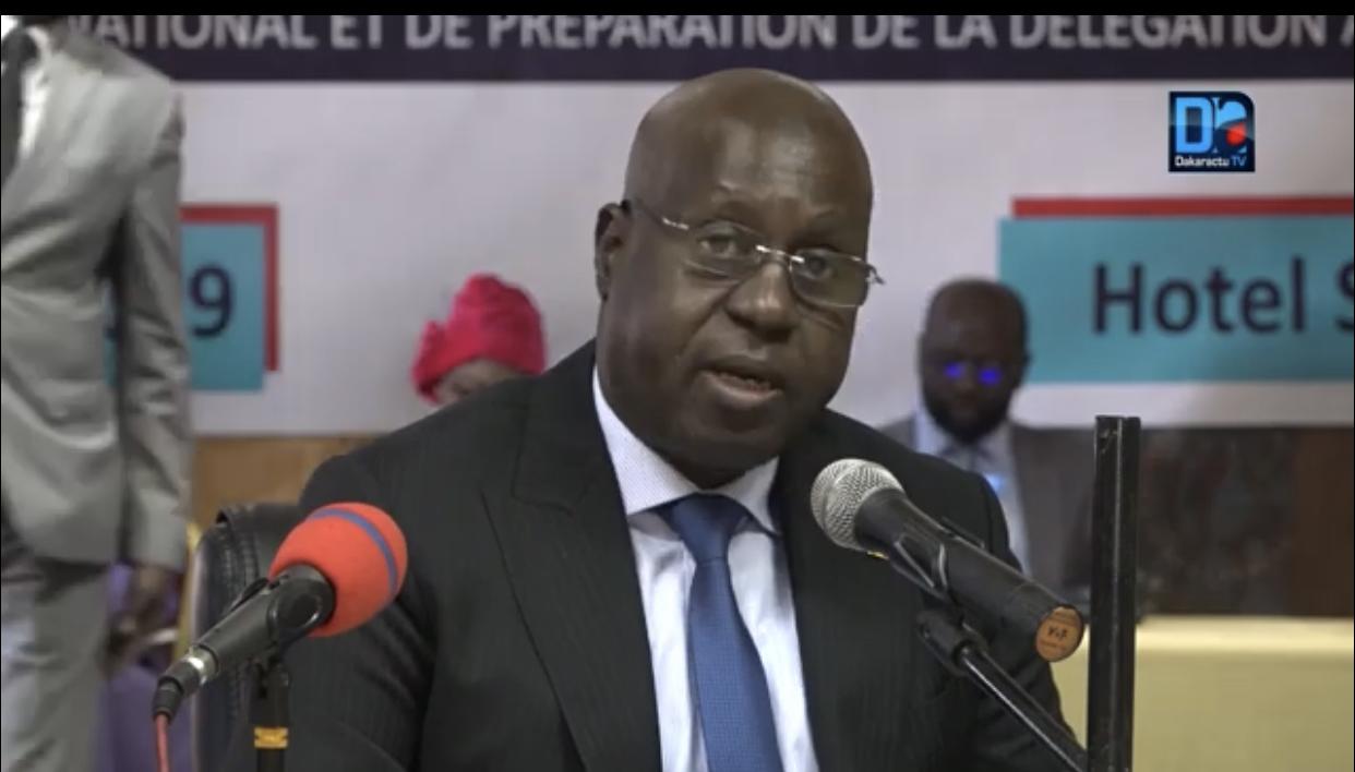 Loi plastique- Abdou Karim Sall, MEDD : « Au cas où ces plastiques entrent frauduleusement dans le pays, les services de contrôle habilités… »