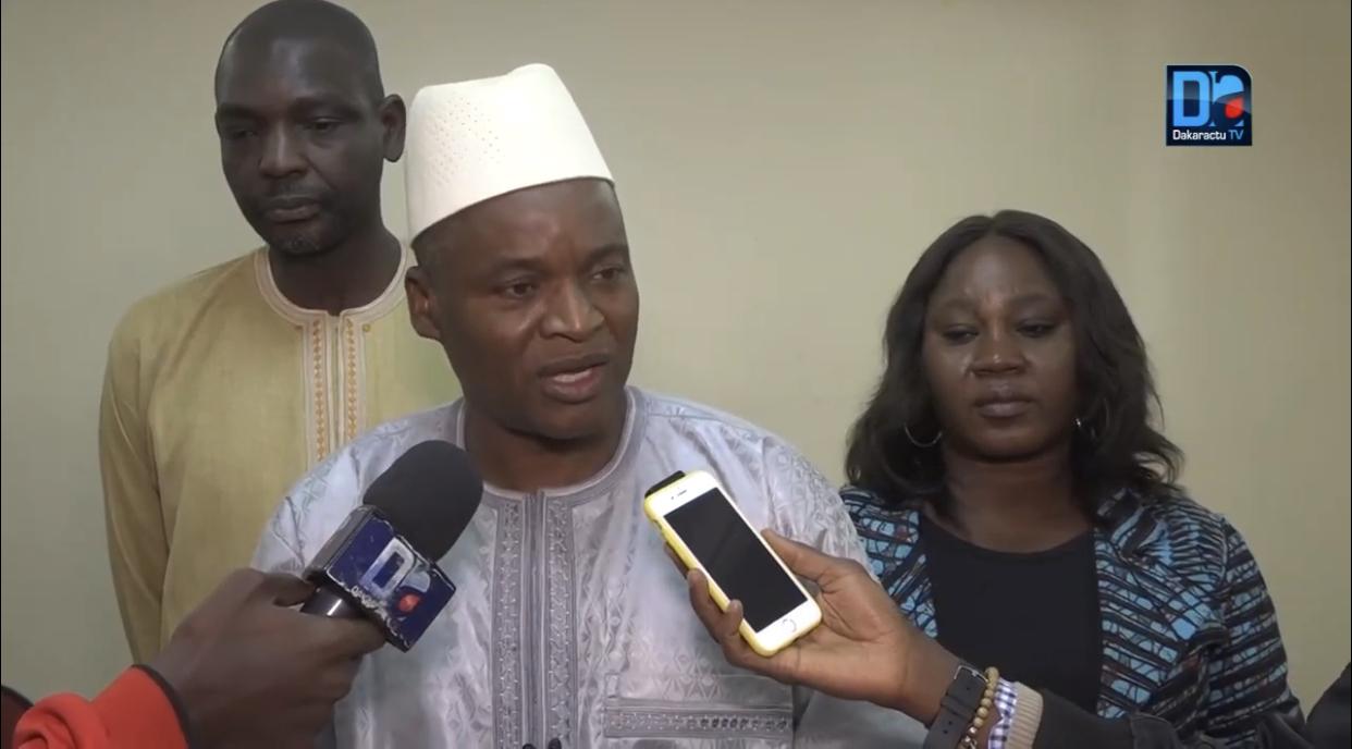 Attaques contre le Pr Seydi : Le SUDES déplore les propos du Dr Aloyse Diouf