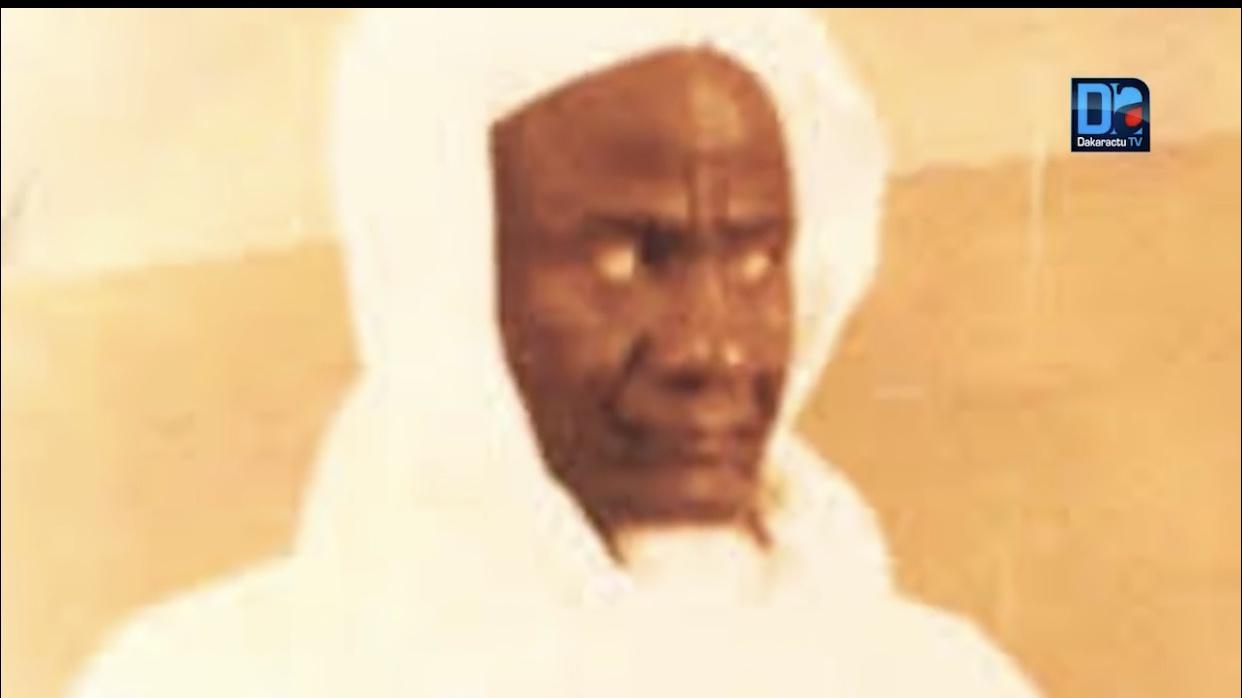 SERIGNE SOUHAÏBOU MBACKÉ / Ce fils de Serigne Touba qui est né au cinquième jour du mois de Ramadan.