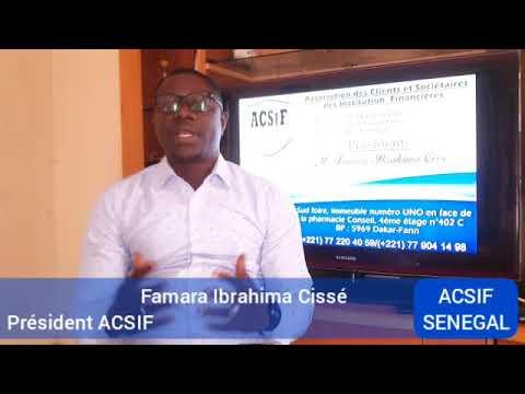 Report des échéances de crédits bancaires :  le Président de l'ASCIF arrêté pour avoir exigé l'application de la mesure