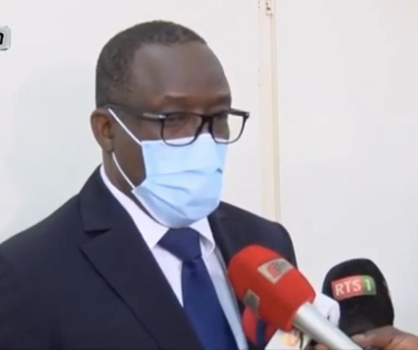 Reprise des cours dans l'enseignement supérieur : Les assurances du ministre Cheikh Oumar Anne.