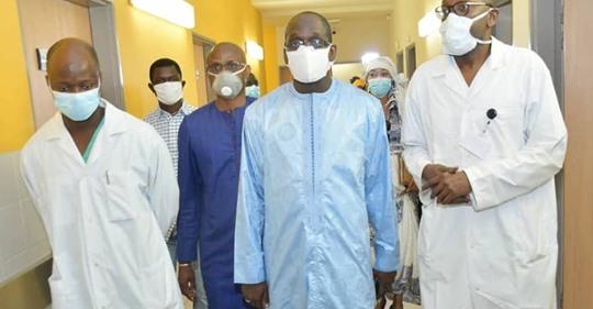 Lutte contre le covid-19 : Abdoulaye Diouf Sarr attendu ce vendredi à Kolda.