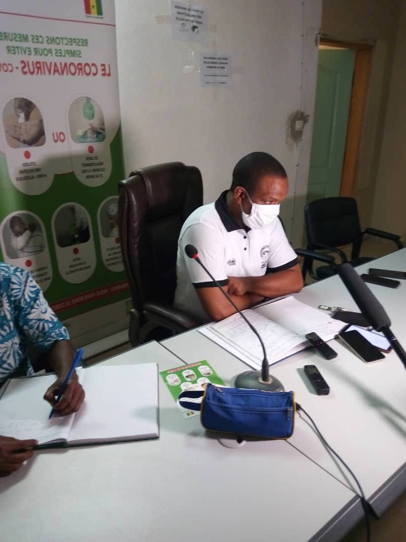 Dr Oumar Sané, médecin chef de district de Vélingara : « Nous parlions toujours de cas importés, mais maintenant ce sont les autochtones qui sont contaminés… Vigilance… »
