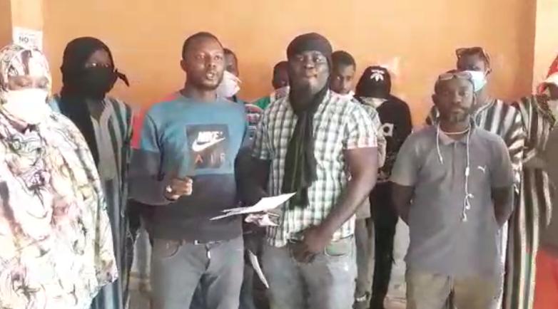 Aide destinée à la Diaspora : des Sénégalais bloqués au Maroc dénoncent une « distribution discriminatoire »