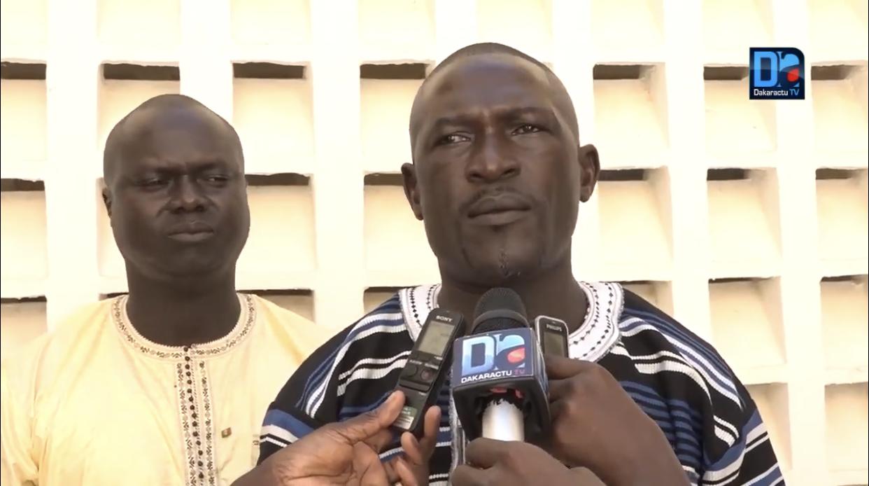 Litige foncier entre Oussouye-Mlomp / La version  du maire de Mlomp sur les coups de feu de ce dimanche à Djihouwa.