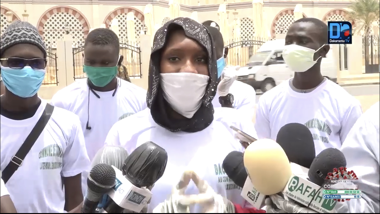 LE SCANDALE DU RNU À TOUBA / «Du grand n'importe quoi !» selon Ndèye Ndack Mbacké qui a joint par téléphone des gens qui habitent la Casamance.