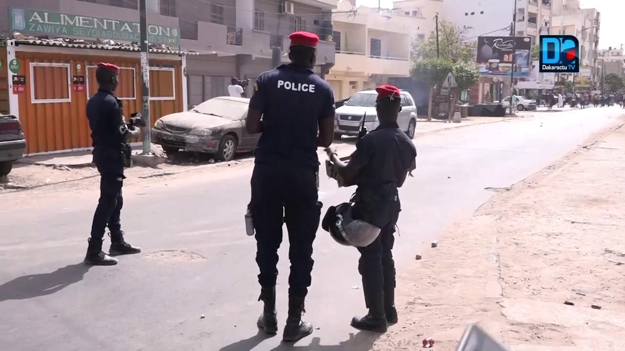 Lutte contre la délinquance et la criminalité : La Police intensifie ses actions sur le terrain et procède à des arrestations.