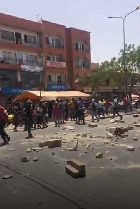 Marché central de Rufisque : Un vendeur gravement blessé par un surveillant.