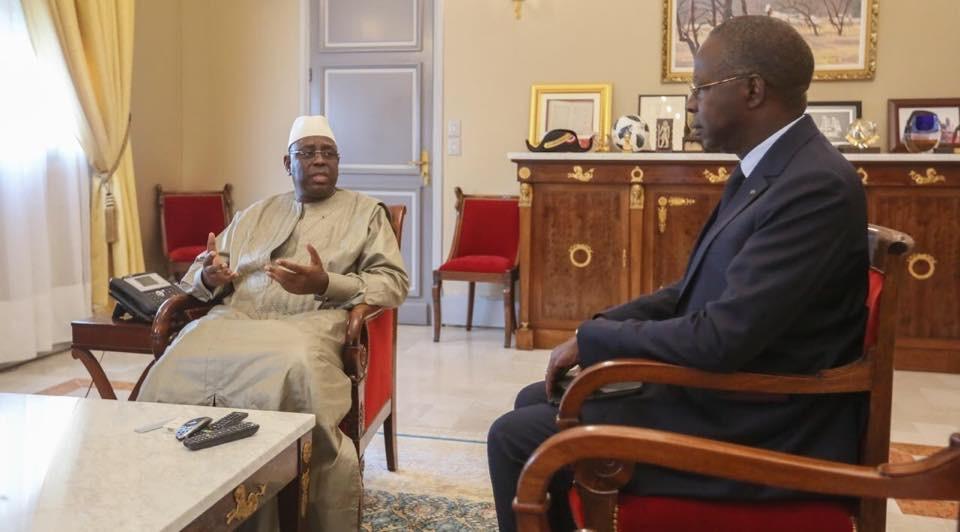 Covid-19 : Boun Abdallah Dionne révèle les raisons pour lesquelles le président Macky Sall a décidé de lever les mesures restrictives.