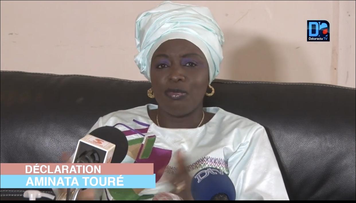 Aminata Touré sur les nouvelles mesures anti covid-19 : « La prévention n'incombe pas seulement à l'État, les citoyens doivent jouer leur partition... Le président Sall n'a pas agi sous la pression »