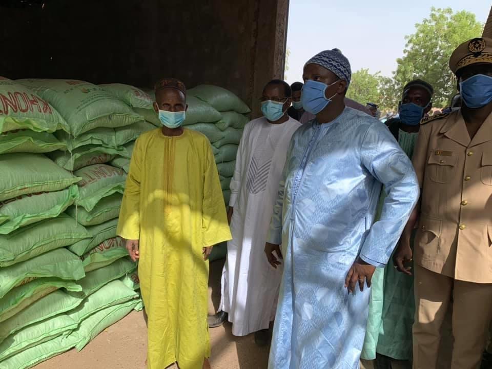 Impact de la Covid-19 / Aliment de bétail : Samba Ndiobène KA pour une répartition juste, équitable et inclusive.