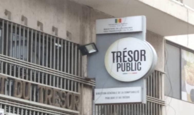 Sénégal / Trésor public : Les salaires payés ce vendredi.