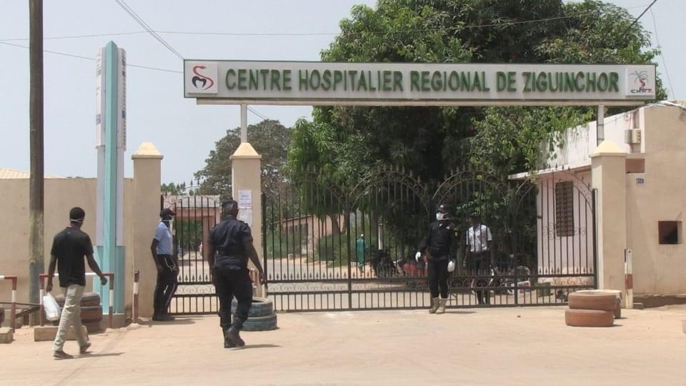 Covid-19  /  Deux mauritaniens établis en Guinée Bissau testés positifs à Ziguinchor et confinés au centre de traitement