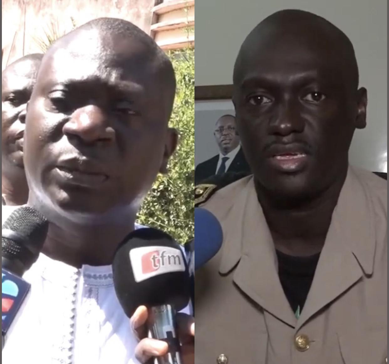 Litige foncier Oussouye-Mlomp / Le préfet a porté plainte contre le maire Edouard Lambal, pour propos  jugés « outrageants, offensants et injurieux contre sa personne et contre l'administration »