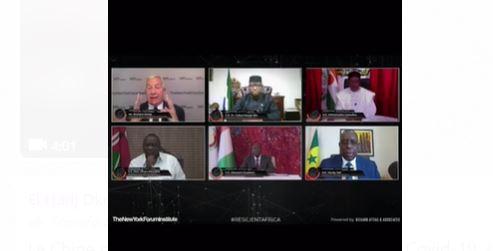 Annulation de la dette africaine : une initiative commune prévoit une série d'actions à mener