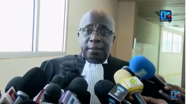 Surveillance électronique / Maître Baboucar Cissé avocat à la Cour salue l'initiative mais attend les conditions