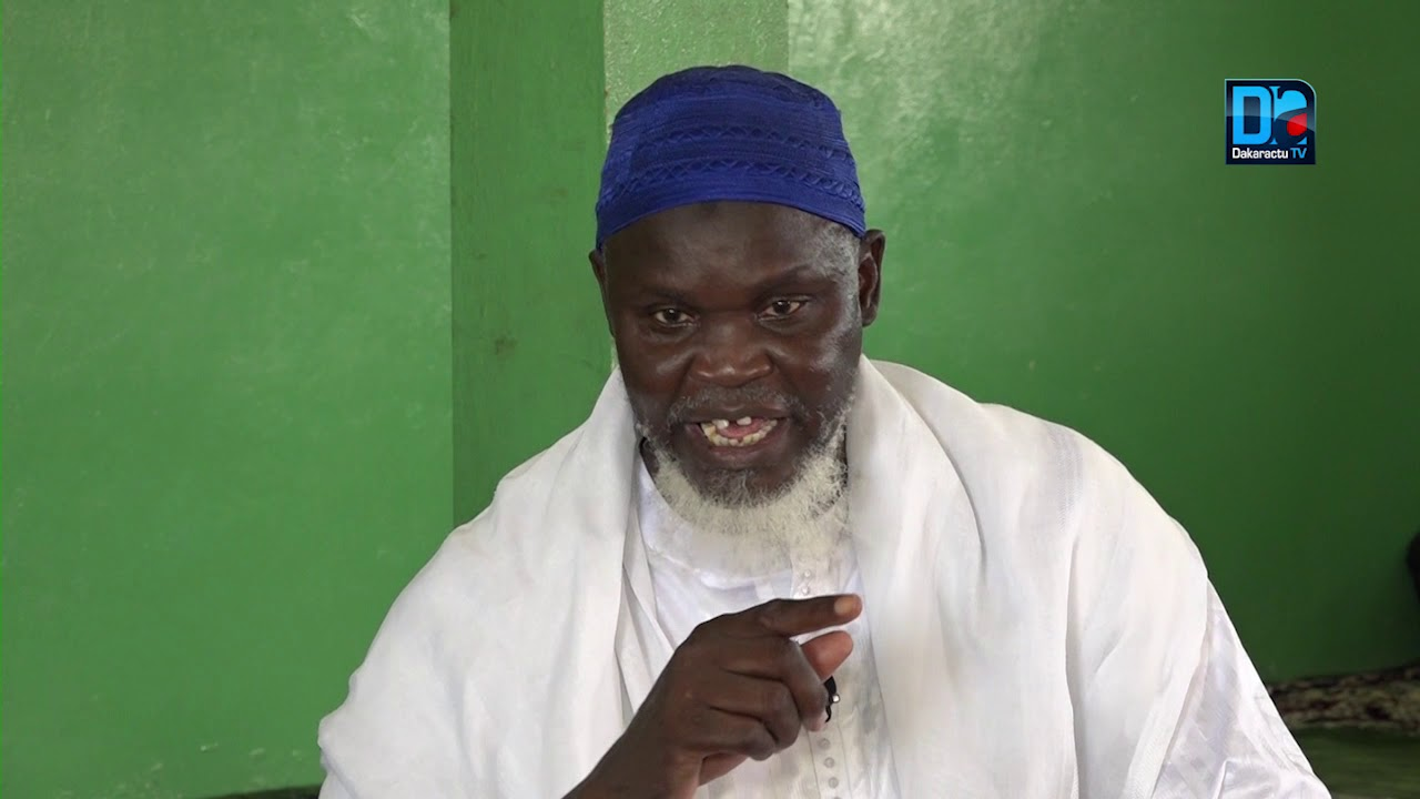 Kaolack : Imam Alioune Badara Ndao célèbre l'Aïd El Fitr aujourd'hui.