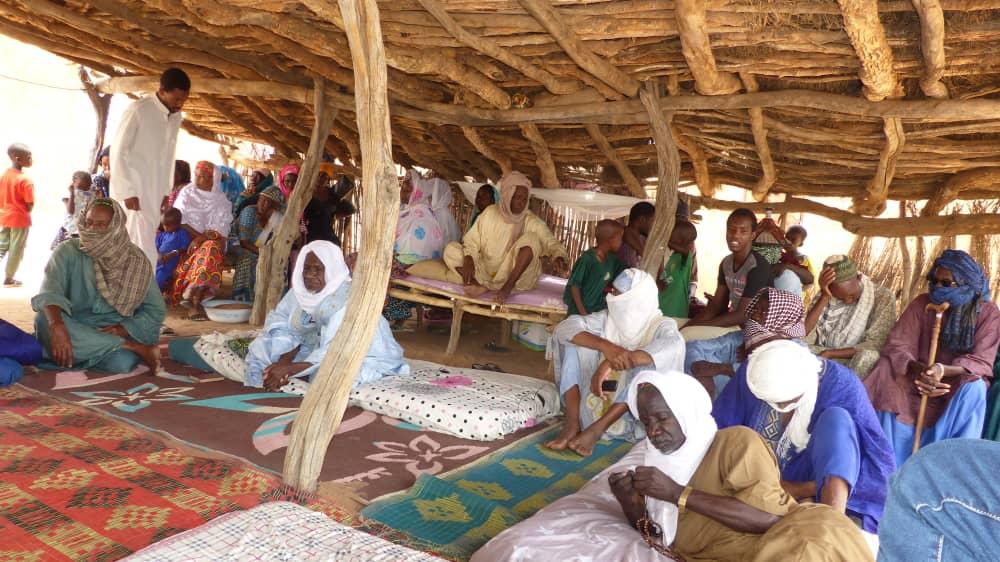 Podor : Mamadou Racine Sy distribue plus de 77 tonnes de riz aux populations de la commune et de 39 villages du département