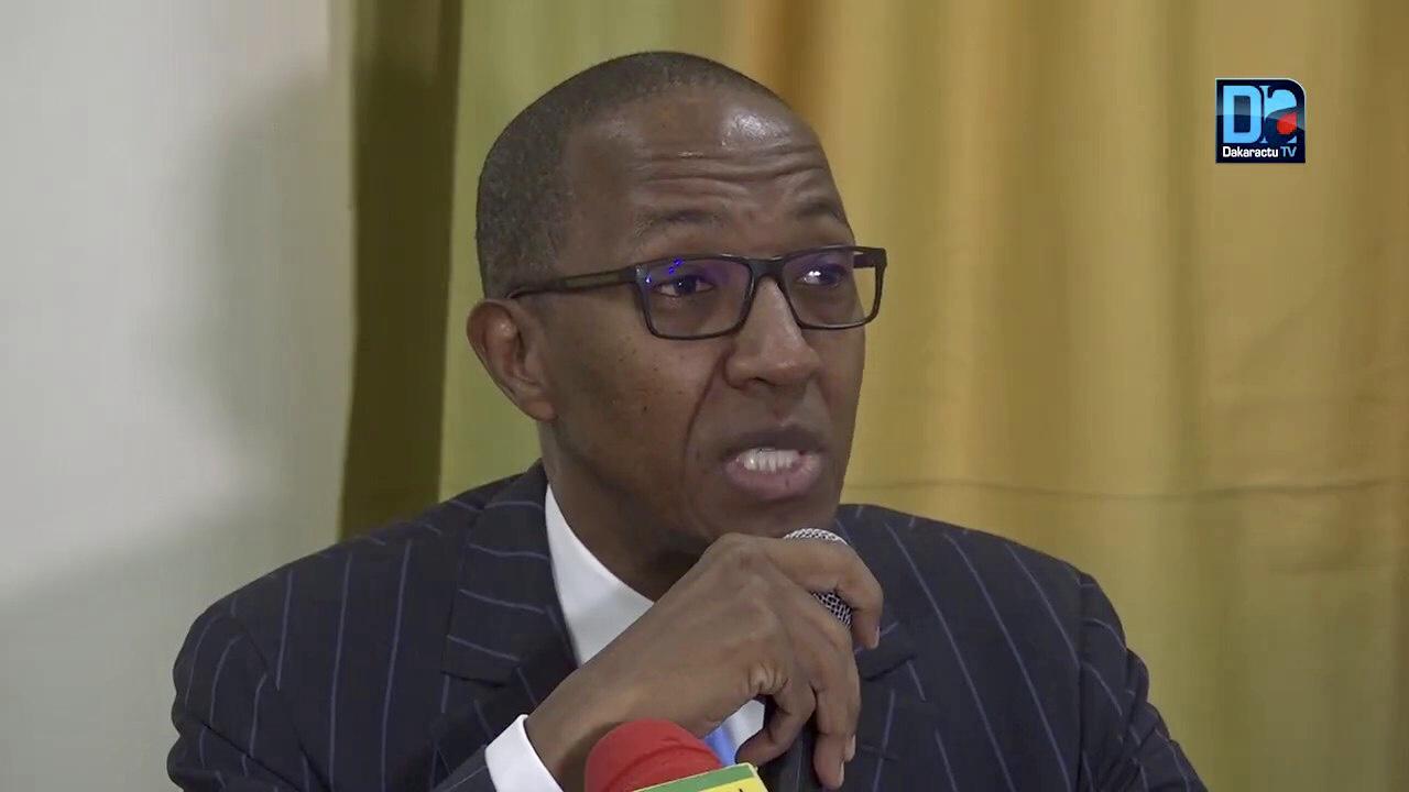 """Sortie de Yakham Mbaye contre l'ancien PM / Abdoul Mbaye prédit le pire pour le pouvoir : """"Il a donné des éléments qui vont plus les enfoncer... Observez ce qui vient..."""""""