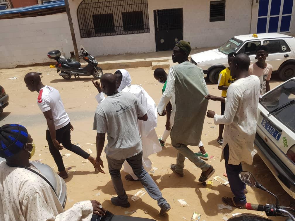 TOUBA / Deux commerçants arrêtés pour propos diffamatoires contre un policier de Ndamatou... Des poursuites judiciaires en vue.