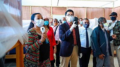 Nouvelle vague de contaminations à Madagascar : La Grande offensive du président malgache pour éteindre le foyer de Tamatave. Le
