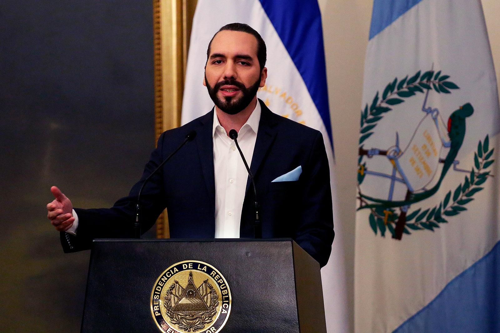 Nayib Bukele, président du Salvador : « Beaucoup de dirigeants prennent de l'hydroxychloroquine à titre préventif, pourquoi pas le grand public ? »