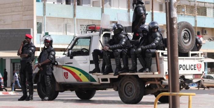 Ziguinchor / La police a mis la main sur une bande de malfaiteurs.
