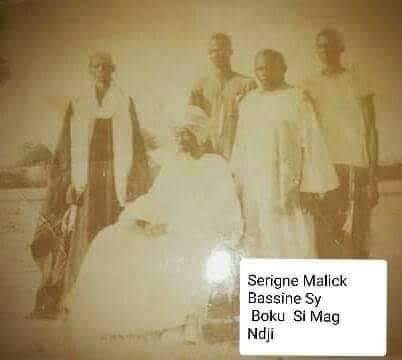 (IMAGES D'HISTOIRE) Dakaractu-Touba vous propose quelques images de figures emblématiques de l'histoire religieuse du Sénégal