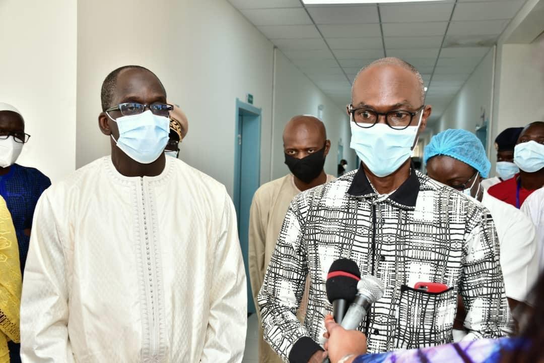 Pr Moussa Seydi : « Je voudrais demander que le plateau médical de Diamniadio soit relevé le maximum possible »