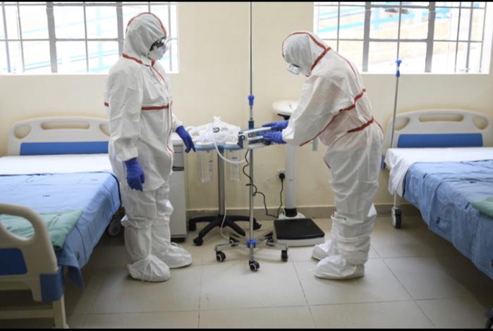 Situation épidémiologique : Le Sénégal passe la barre des 3 500 cas de Covid-19