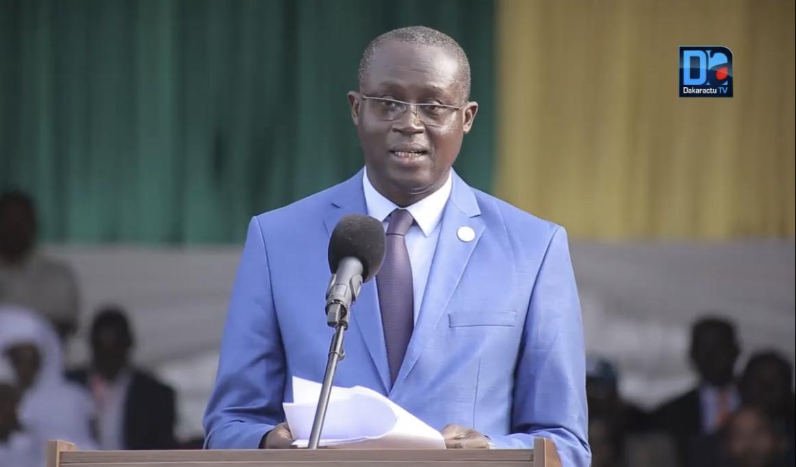 Candidature à la présidence de la FSF, Me Augustin Senghor laisse planer le doute : « Il me reste encore 15 mois… »