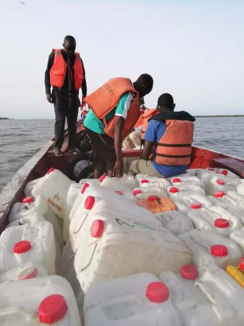 Soif dans les îles du Saloum : La population dénonce le manque d'eau.