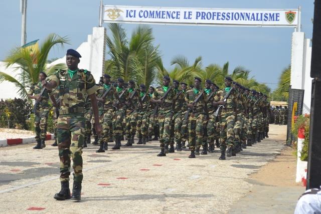 """Recrues 2ème contingent au 12ème bataillon d'infanterie / La Dirpa """"convoque"""" les éléments de la région de Dakar au Bataillon du train de Ouakam"""