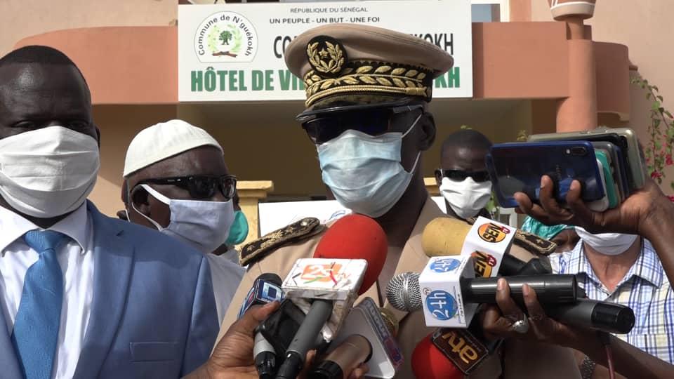 Mbour : Le Sous préfet de Sindia victime de fausses signatures, va en guerre contre les falsificateurs... De gros bonnets riquent de tomber....