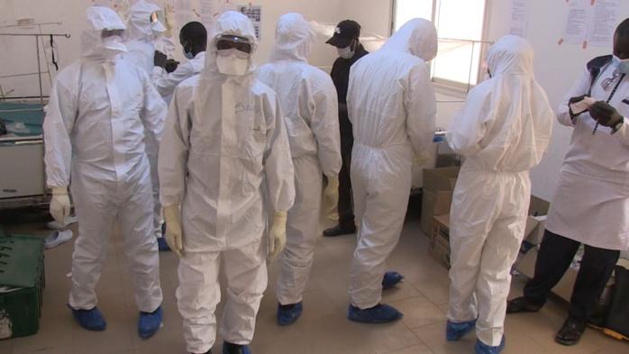 Coronavirus : Huitième jour consécutif de baisse du nombre de patients sous traitement au Sénégal.