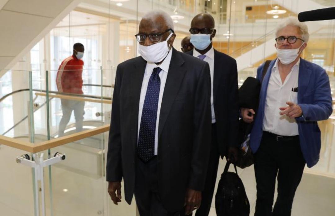 Procès de l'ancien patron de l'athlétisme mondial : Lamine Dick assume avoir voulu « sauver la santé financière » de l'IAAF