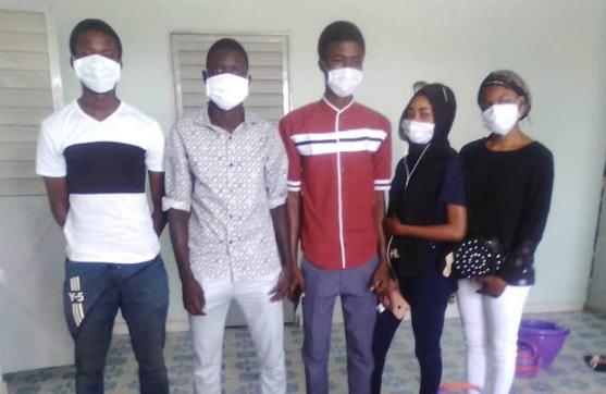 Menacés d'expulsion de leur logement : Une bonne volonté vole au secours des étudiants  Kaolackois de l'université de Bambey.