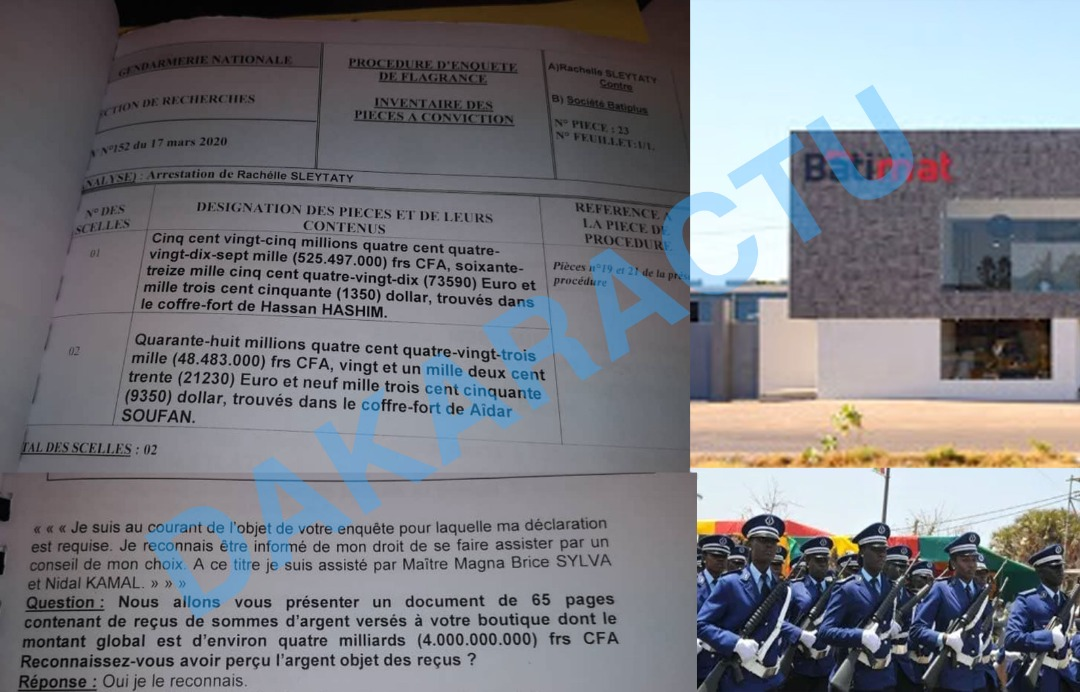 Documents : La vérité sur les 4 milliards de l'affaire Batiplus