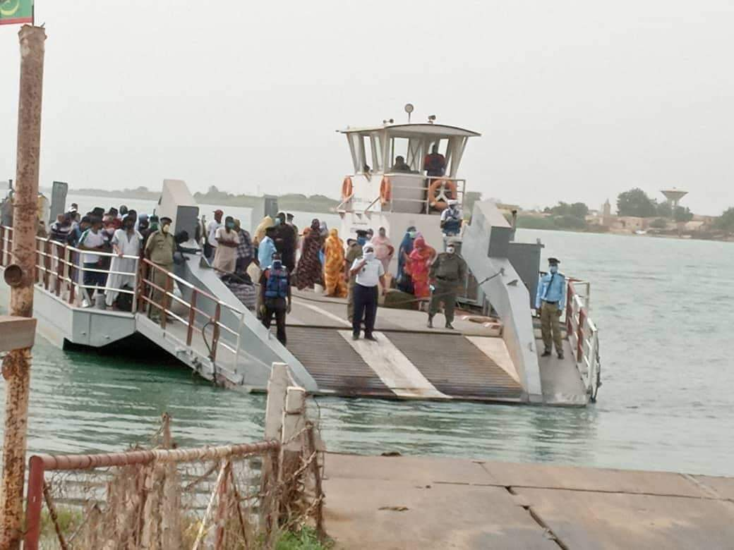 Covid-19 / Ouverture de la frontière entre le Sénégal et la Mauritanie : La diaspora Afrique du Nord salue la décision des autorités.