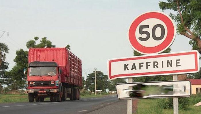 Covid-19 : Le centre de traitement des épidémies de Kaffrine accueille les malades de Kaolack.