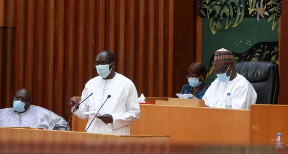 Covid 19 / L'assemblée nationale  booste le corps médical et adoube les efforts de Diouf Sarr.