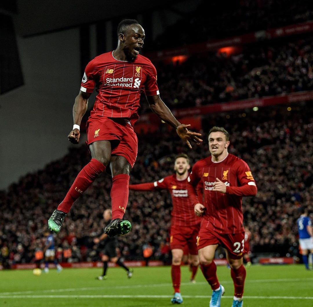 Sadio Mané : « On est champion quelle que soit la manière… »