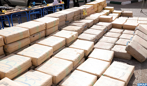 Saisie de drogues à Laâyoune (Maroc) : un sénégalais parmi les 14 individus interpellés