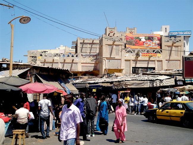 Fermeture de Sandaga ce vendredi : Les commerçants en grève de protestation.