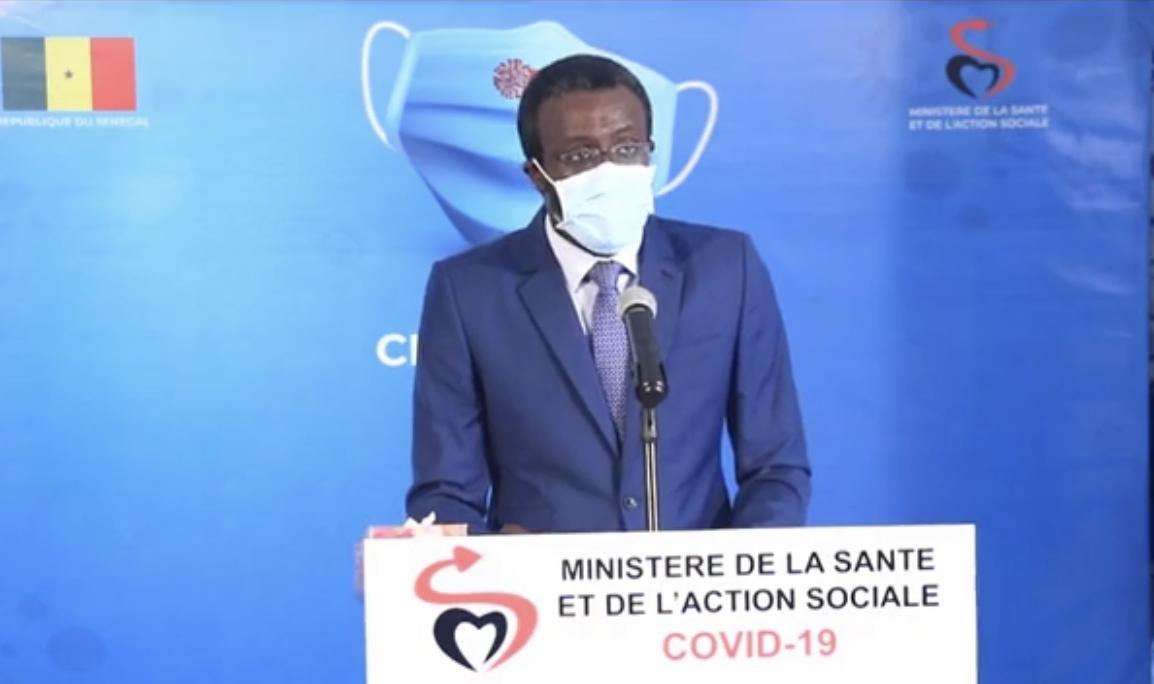Covid-19 : 236 agents de santé infectés dont 5 dans nos centres de traitement (Dr Abdoulaye Bousso)