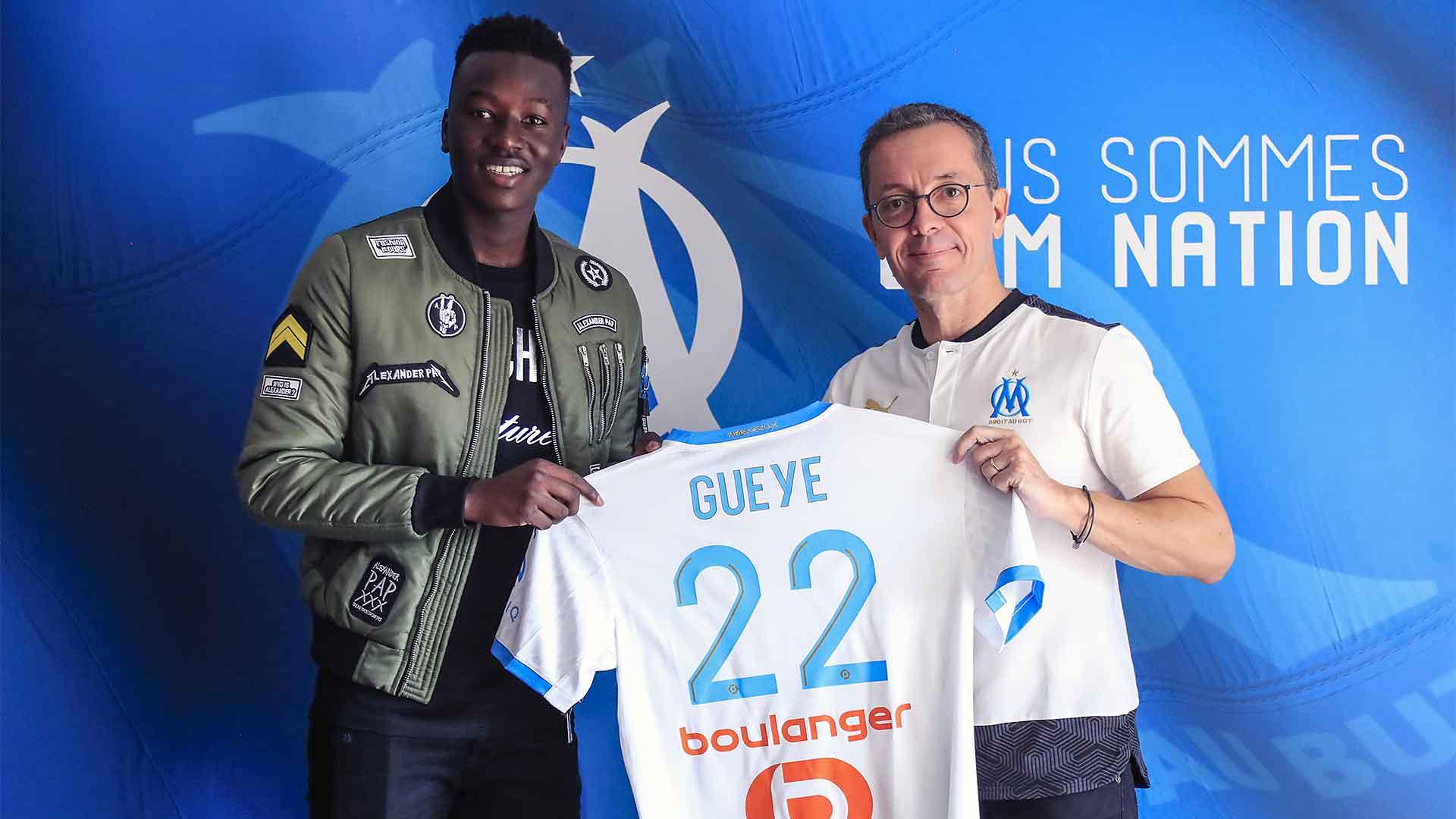 Ligue 1 : Pape Gueye rejoint l'Olympique de Marseille ! (officiel)