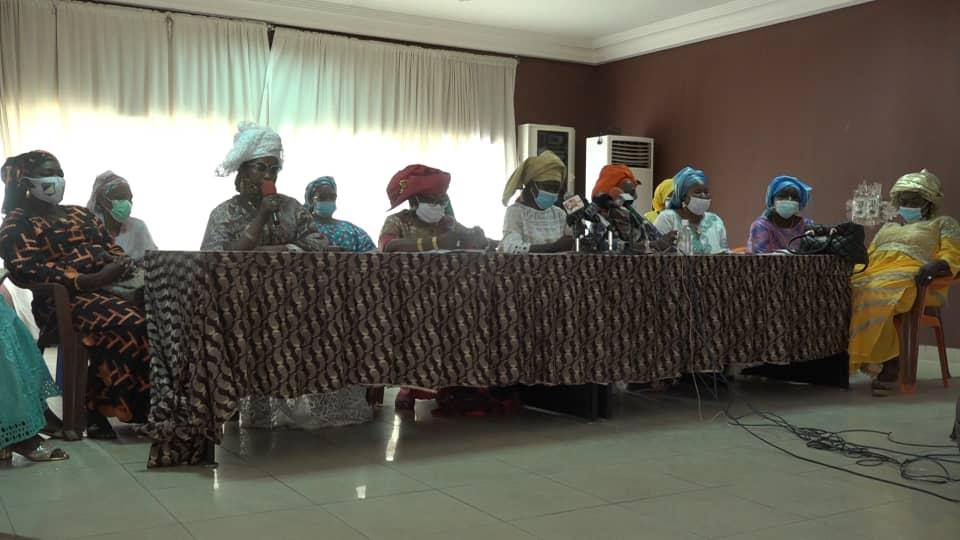 Fatick : Les femmes de l'Apr pour l'annulation de la dette africaine...
