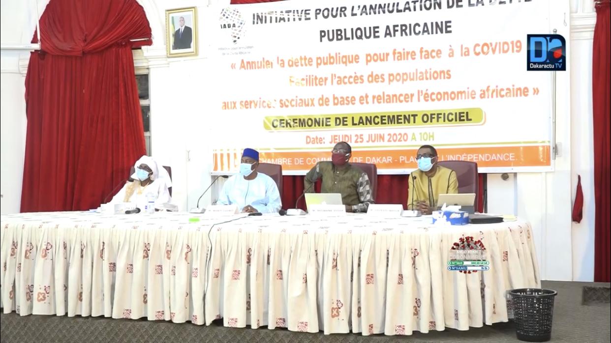 SÉNÉGAL : L'IADA se réjouit du lancement de l'Appel pour l'annuation de la dette publique extérieure de l'Afrique.