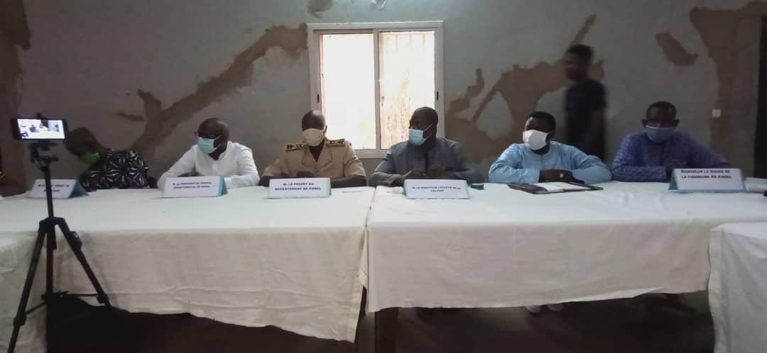 Matam/Kanel : La COSYDEP promeut un modèle de classes passerelles financé par les ressources issues de l'extraction minière.