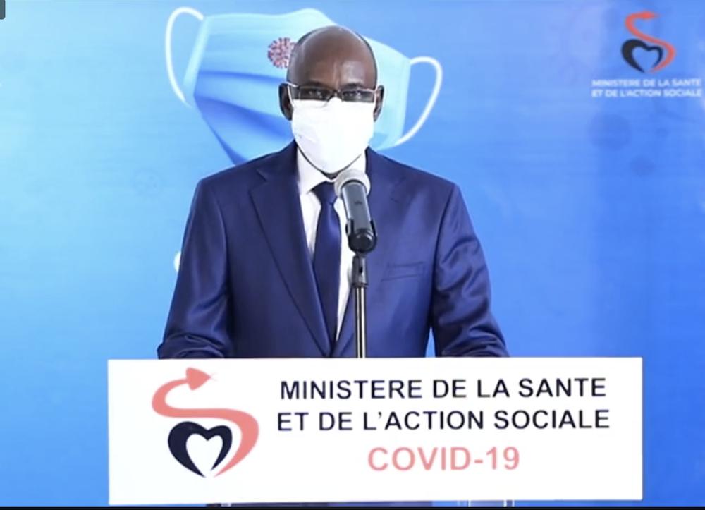 SÉNÉGAL : 127 nouveaux cas testés positifs au coronavirus, 72 nouveaux guéris, 2 nouveaux décès et 36 cas graves en réanimation.